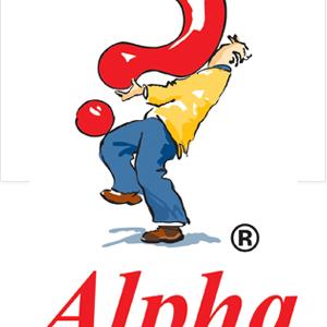 Om alpha